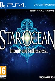 Star Ocean: Integrity and Faithlessness Poster