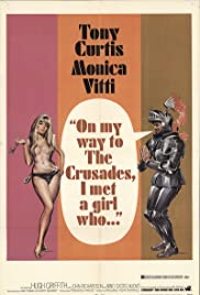 On My Way to the Crusades, I Met a Girl Who... Poster
