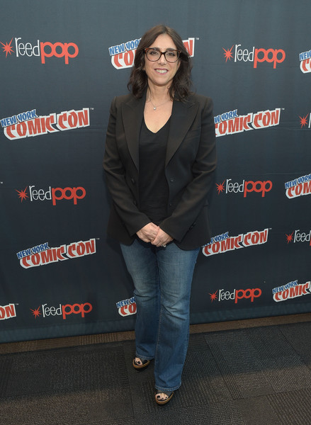 Stacey Sher at an event for Sweet/Vicious (2016)
