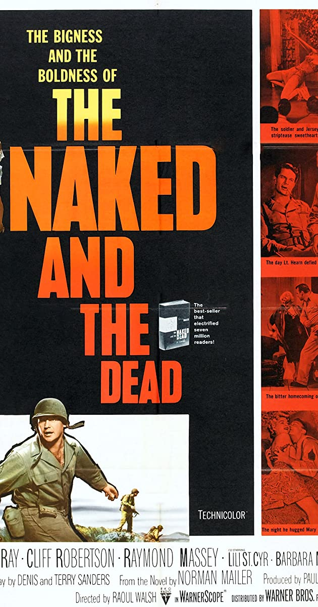 Subtitle of The Naked and the Dead