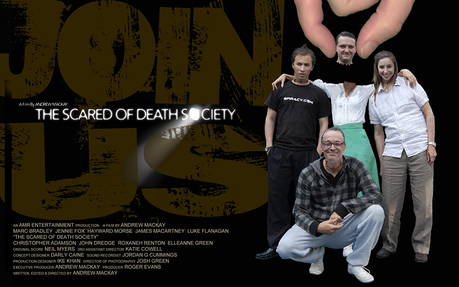 The Scared of Death Society (2010)