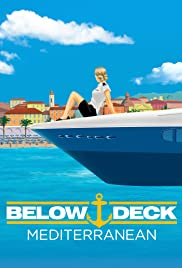Below Deck Mediterranean Poster