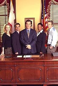 Josh Brolin, Audra McDonald, David Norona, William Russ, and Chandra West in Mister Sterling (2003)