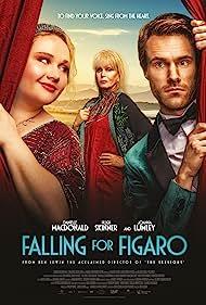 Joanna Lumley, Hugh Skinner, and Danielle Macdonald in Falling for Figaro (2020)