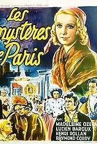 Les mystères de Paris (1935)