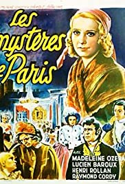 Mysteries of Paris Poster
