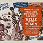 Randolph Scott, Bob Burns, Gypsy Rose Lee, Dinah Shore, and Charles Winninger in Belle of the Yukon (1944)