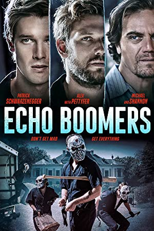 Where to stream Echo Boomers