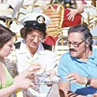 Sandy Helberg, Hal Linden, and Karen Valentine in The Love Boat (1976)