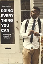 Doing Everything You Can Poster