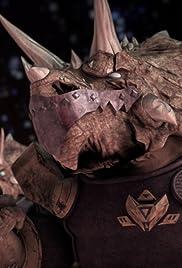 Revenge of the Triceratons Poster