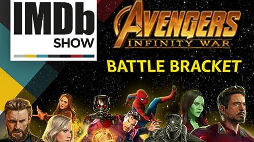 'Avengers: Infinity War' Battle Bracket
