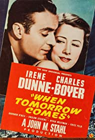 Charles Boyer and Irene Dunne in When Tomorrow Comes (1939)