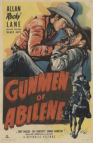 Where to stream Gunmen of Abilene