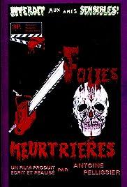 Folies Meurtrières Poster