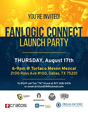 FanLogic Connect on the Carpet: Launching for Lone Survivor Foundation