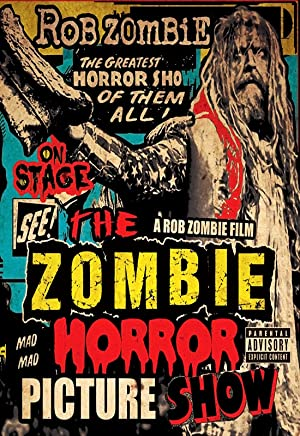 Where to stream Rob Zombie: The Zombie Horror Picture Show