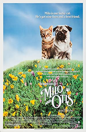 The Adventures of Milo and Otis Poster Image