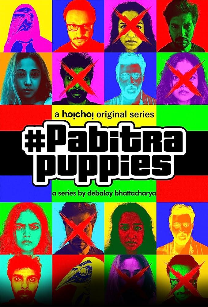 Pabitra Puppies (2020) S01 Hindi Hoichoi Original Web Series (Ep 1-5) 398MB HDRip Download