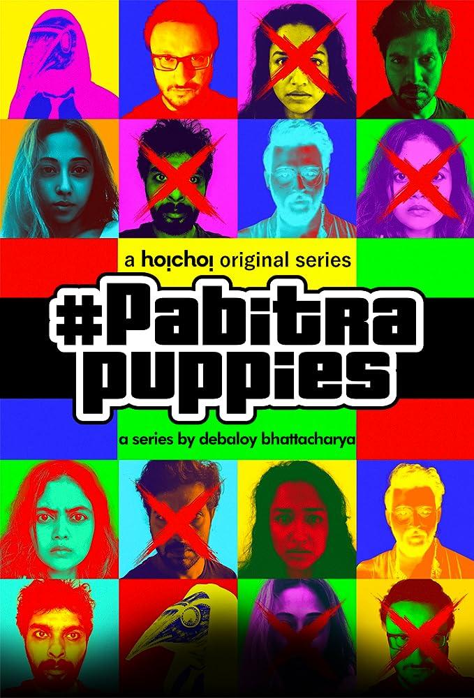 Pabitra Puppies (2020) S01 Bengali Hoichoi Original Web Series (Ep 1-5) 720p HDRip 850MB Free Download