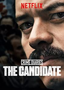 Crime Diaries:The Candidate-