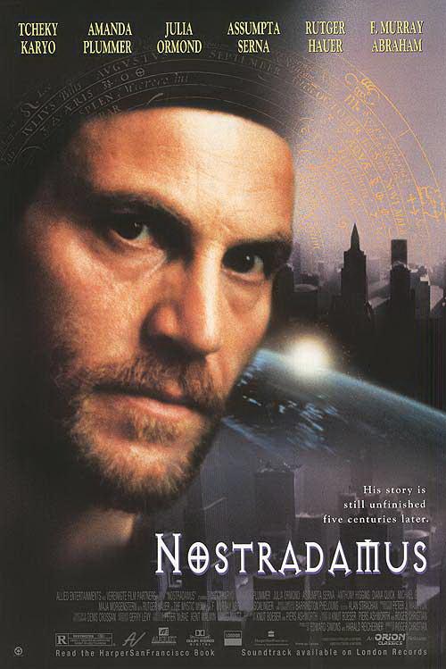 Tchéky Karyo in Nostradamus (1994)