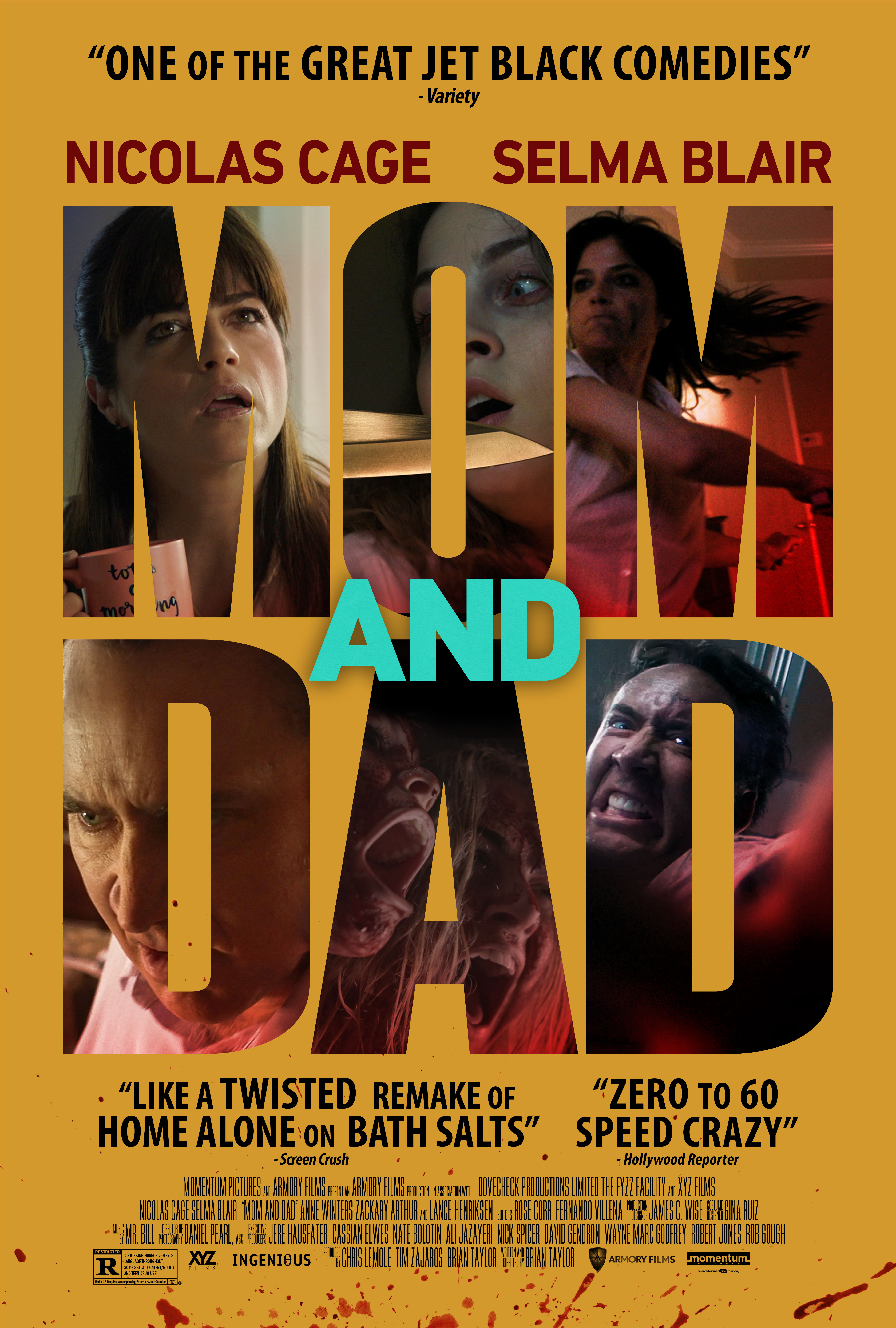 Mom and Dad (2017) BluRay 720p
