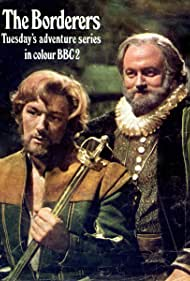 Michael Gambon and Iain Cuthbertson in The Borderers (1968)