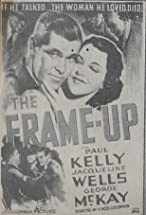 Primary image for The Frame-Up