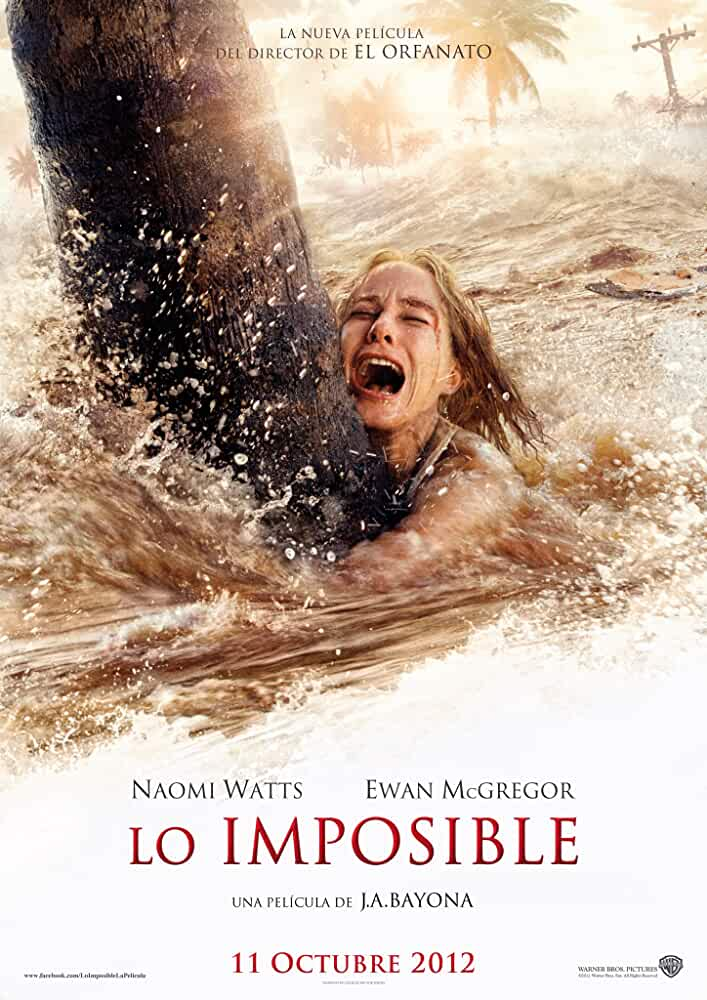Naomi Watts in Lo imposible (2012)