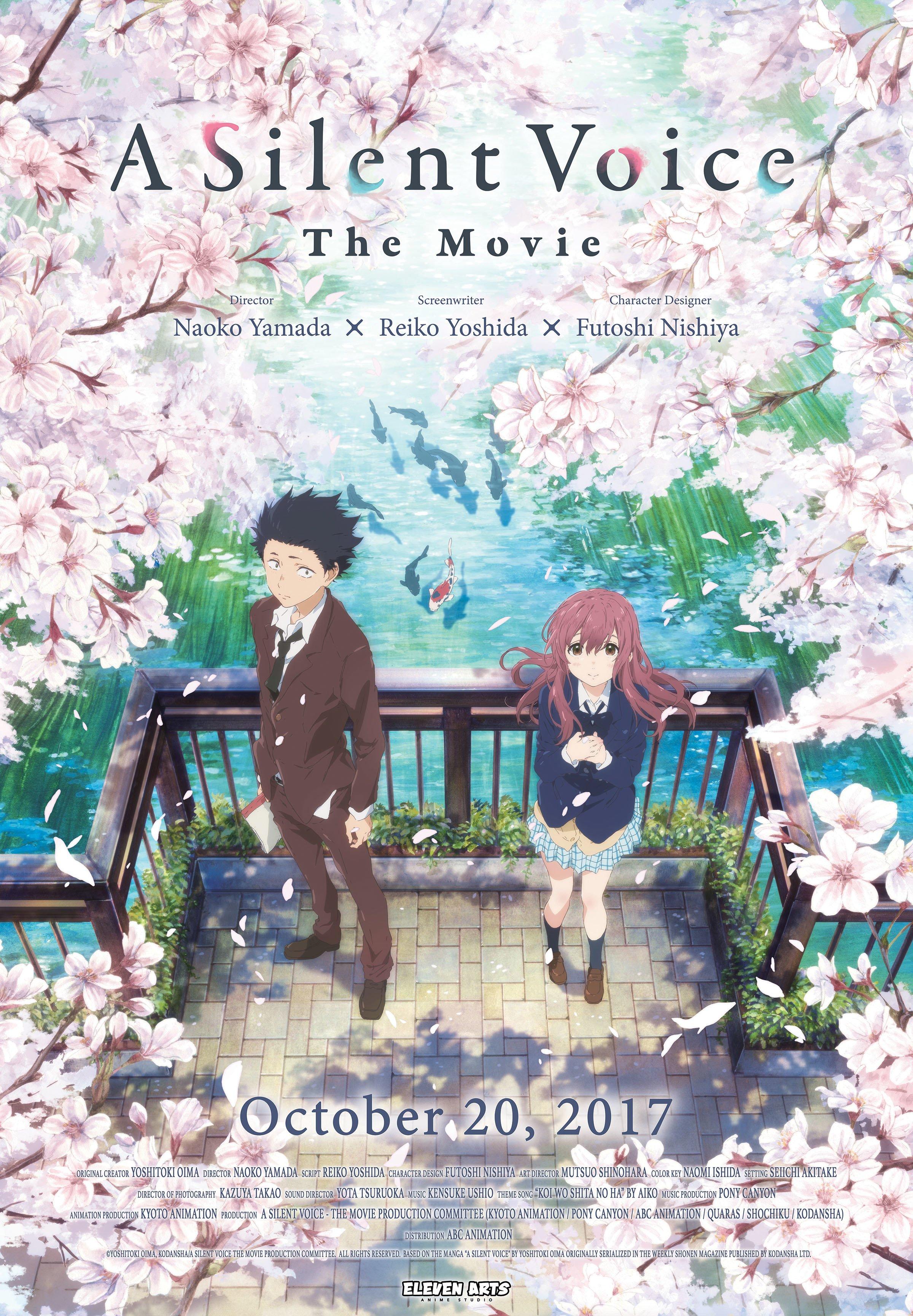 A Silent Voice: The Movie (2016) - IMDb