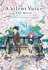 A Silent Voice: The Movie Poster