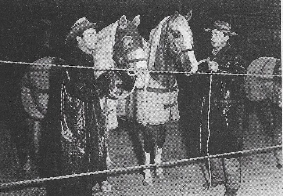 Roy Rogers, Gordon Jones, and Trigger in Trigger, Jr. (1950)