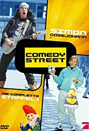 Comedystreet Poster