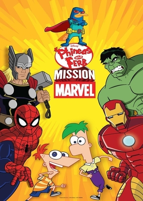 Download Phineas and Ferb Mission Marvel Full Movie