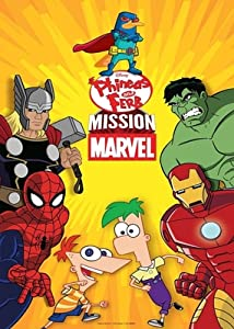 Phineas and Ferb: Mission Marvel tamil dubbed movie free download