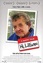 Hi, Lillian