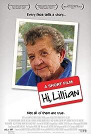 Hi, Lillian Poster