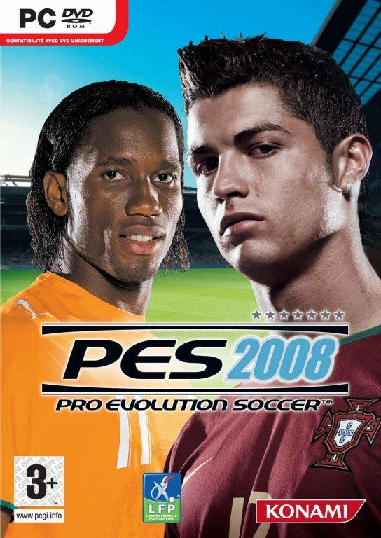 Pro Evolution Soccer 2008   License