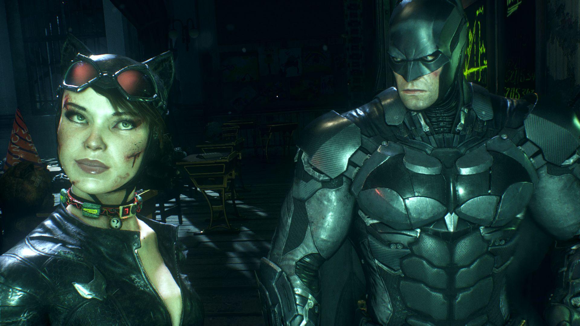 Batman Arkham Knight Video Game 2015