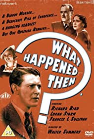 What Happened Then? (1934)