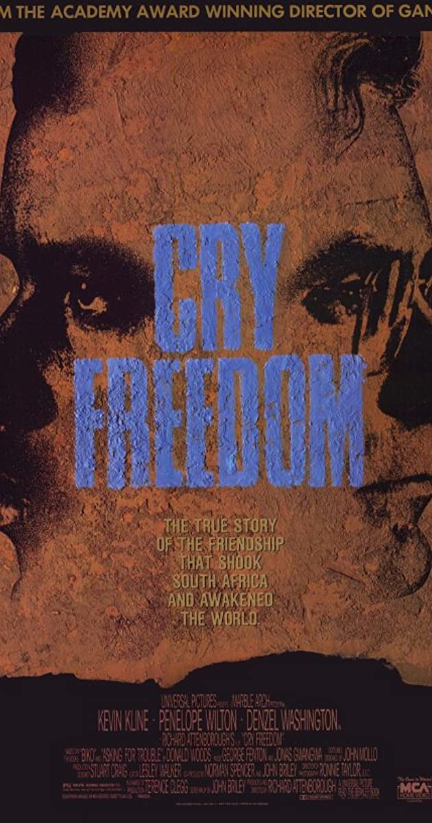 Subtitle of Cry Freedom