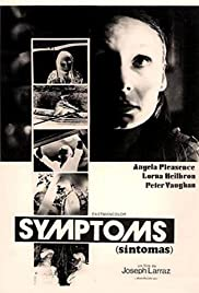 Symptoms (1974) Poster - Movie Forum, Cast, Reviews