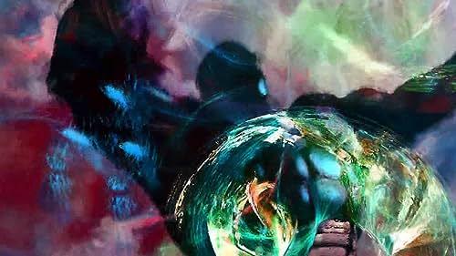 Street Fighter IV: Seth Vs Bison Artistic Trailer