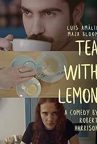 Maja Bloom and Luis Amália in Tea with Lemon (2018)