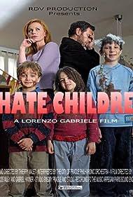 Stéphane Freiss, Carole Richert, and Thierry Malet in Je hais les enfants! (2003)