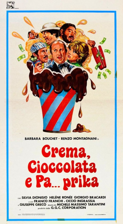 Crema, cioccolata e pa... prika ((1981))