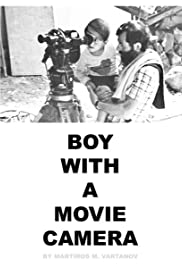 Boy with a Movie Camera Poster