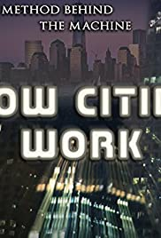 How Cities Work Poster
