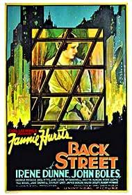 Back Street (1932) Poster - Movie Forum, Cast, Reviews